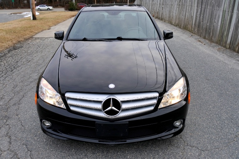 Used 2010 Mercedes-Benz C-class 4dr Sdn C300 Sport 4MATIC Used 2010 Mercedes-Benz C-class 4dr Sdn C300 Sport 4MATIC for sale  at Metro West Motorcars LLC in Shrewsbury MA 8