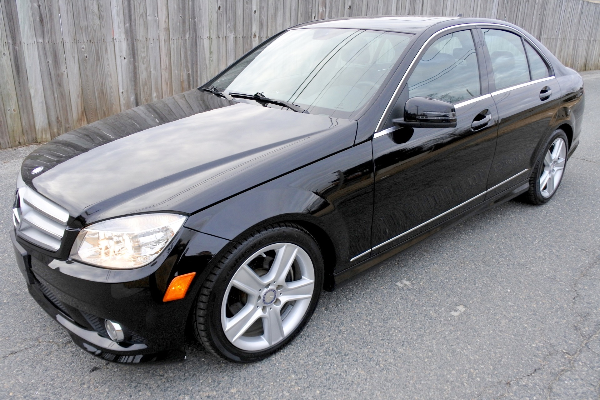 Used 2010 Mercedes Benz C Class 4dr Sdn C300 Sport 4matic For Sale 8 900 Metro West Motorcars Llc Stock 125088