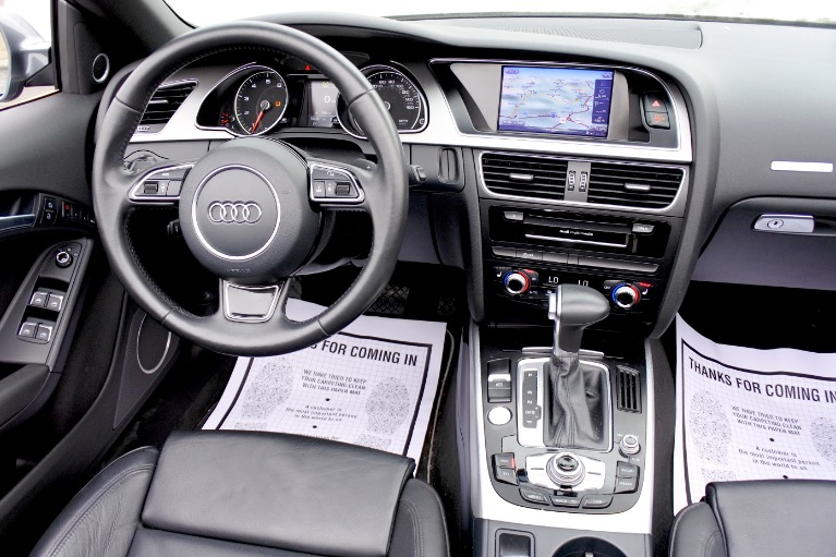 Used 2013 Audi A5 2dr Cabriolet Auto quattro 2.0T Premium Plus Used 2013 Audi A5 2dr Cabriolet Auto quattro 2.0T Premium Plus for sale  at Metro West Motorcars LLC in Shrewsbury MA 17
