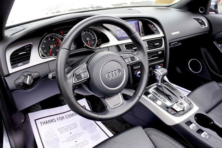 Used 2013 Audi A5 2dr Cabriolet Auto quattro 2.0T Premium Plus Used 2013 Audi A5 2dr Cabriolet Auto quattro 2.0T Premium Plus for sale  at Metro West Motorcars LLC in Shrewsbury MA 20