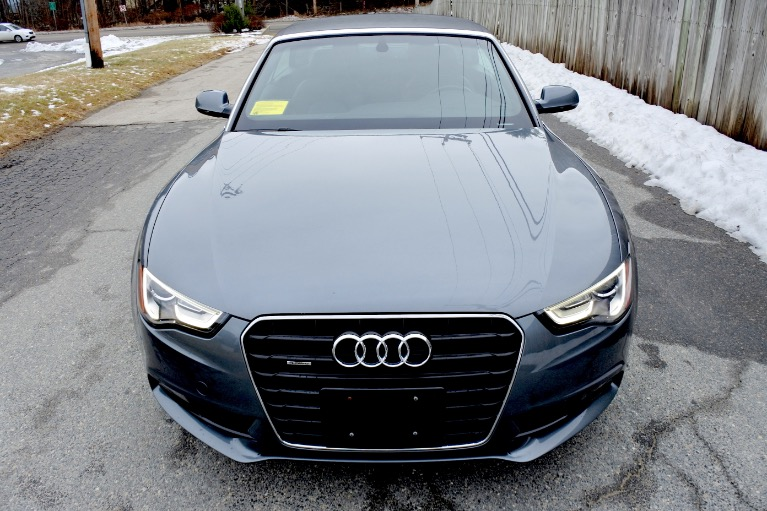 Used 2013 Audi A5 2dr Cabriolet Auto quattro 2.0T Premium Plus Used 2013 Audi A5 2dr Cabriolet Auto quattro 2.0T Premium Plus for sale  at Metro West Motorcars LLC in Shrewsbury MA 27