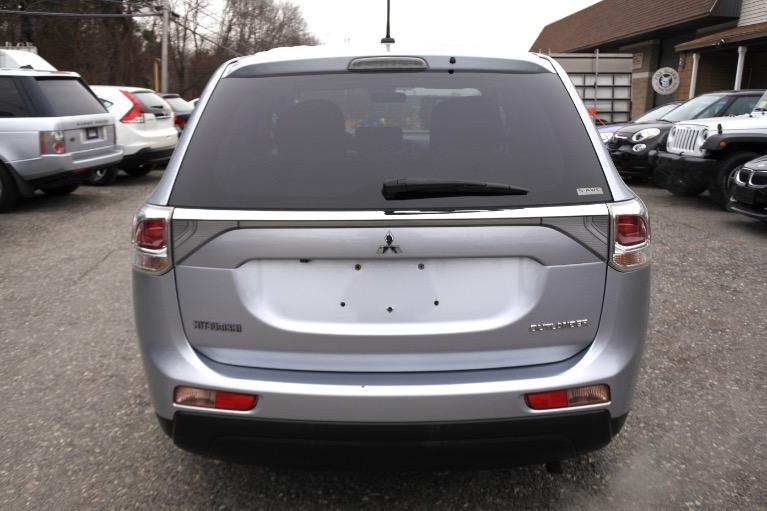 Used 2014 Mitsubishi Outlander 4WD 4dr SE Used 2014 Mitsubishi Outlander 4WD 4dr SE for sale  at Metro West Motorcars LLC in Shrewsbury MA 5