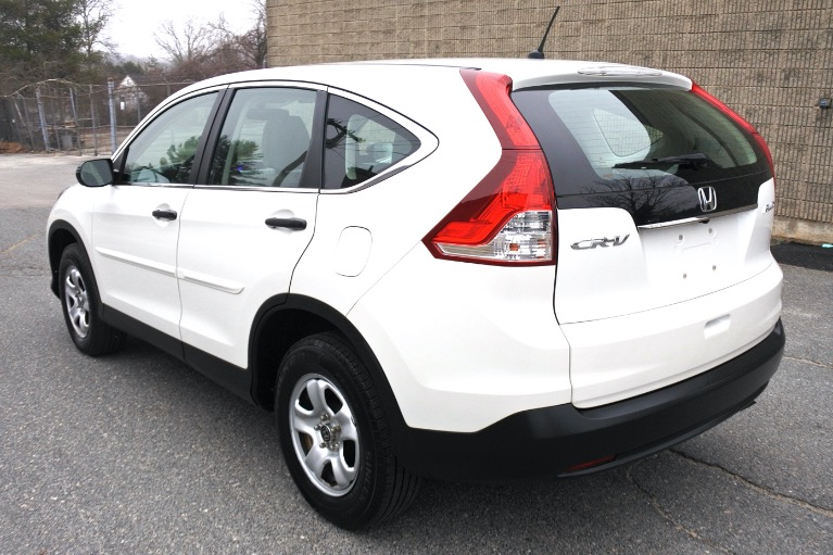 Used 2013 Honda Cr-v AWD 5dr LX Used 2013 Honda Cr-v AWD 5dr LX for sale  at Metro West Motorcars LLC in Shrewsbury MA 4