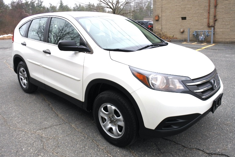 Used 2013 Honda Cr-v AWD 5dr LX Used 2013 Honda Cr-v AWD 5dr LX for sale  at Metro West Motorcars LLC in Shrewsbury MA 8
