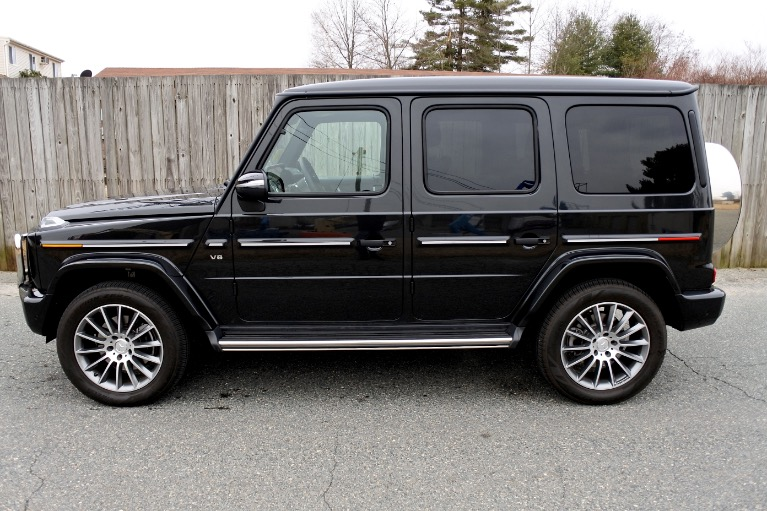 Used 2019 Mercedes-Benz G-class G 550 4MATIC Used 2019 Mercedes-Benz G-class G 550 4MATIC for sale  at Metro West Motorcars LLC in Shrewsbury MA 2