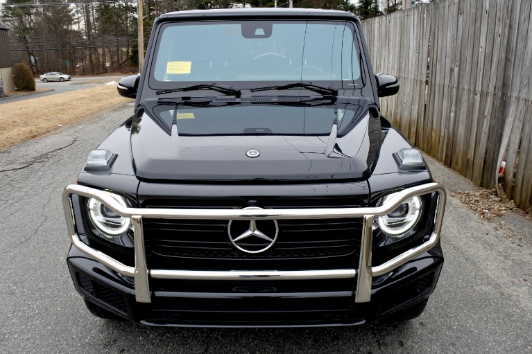 Used 2019 Mercedes-Benz G-class G 550 4MATIC Used 2019 Mercedes-Benz G-class G 550 4MATIC for sale  at Metro West Motorcars LLC in Shrewsbury MA 8