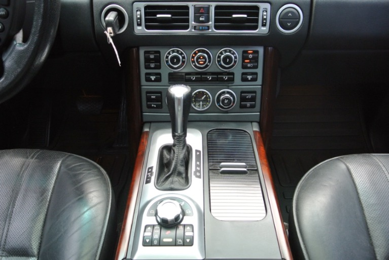 Used 2008 Land Rover Range Rover HSE Used 2008 Land Rover Range Rover HSE for sale  at Metro West Motorcars LLC in Shrewsbury MA 11