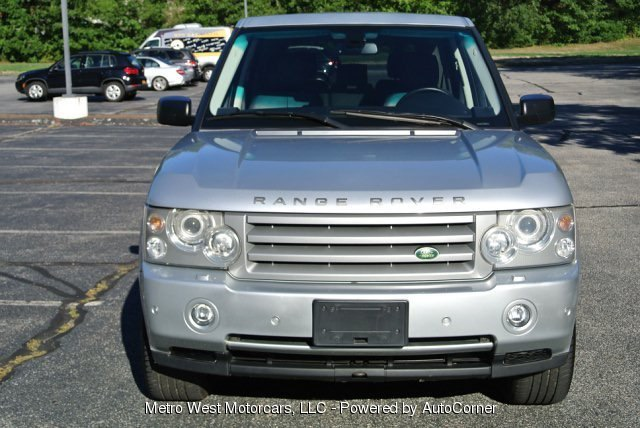 Used 2008 Land Rover Range Rover HSE Used 2008 Land Rover Range Rover HSE for sale  at Metro West Motorcars LLC in Shrewsbury MA 8