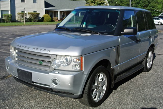 Used Used 2008 Land Rover Range Rover HSE for sale $11,800 at Metro West Motorcars LLC in Shrewsbury MA