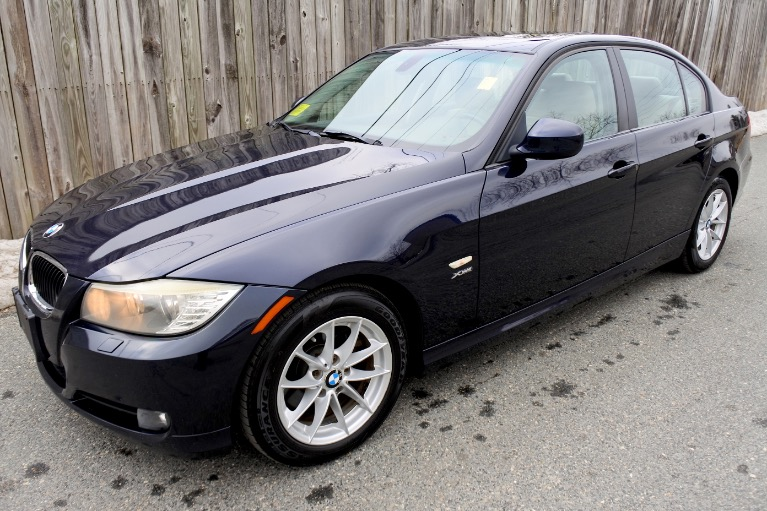 Used Used 2010 BMW 3 Series 4dr Sdn 328i xDrive AWD SULEV for sale $8,995 at Metro West Motorcars LLC in Shrewsbury MA