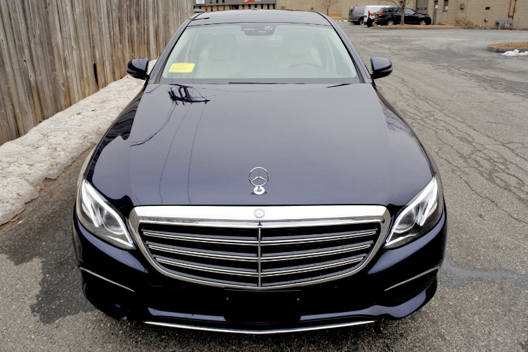 Used 2017 Mercedes-Benz E-class E 300 Luxury 4MATIC Sedan Used 2017 Mercedes-Benz E-class E 300 Luxury 4MATIC Sedan for sale  at Metro West Motorcars LLC in Shrewsbury MA 5