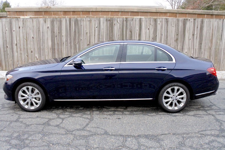 Used 2017 Mercedes-Benz E-class E300 Luxury 4MATIC Sedan Used 2017 Mercedes-Benz E-class E300 Luxury 4MATIC Sedan for sale  at Metro West Motorcars LLC in Shrewsbury MA 2
