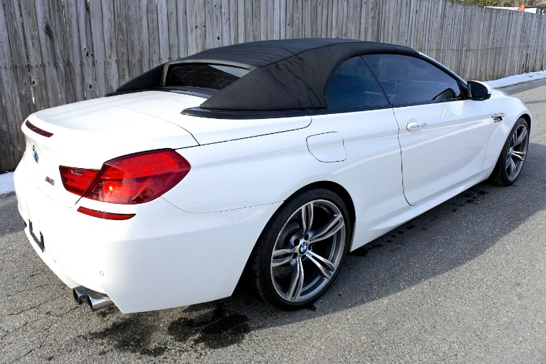 Used 2013 BMW M6 2dr Conv Used 2013 BMW M6 2dr Conv for sale  at Metro West Motorcars LLC in Shrewsbury MA 10