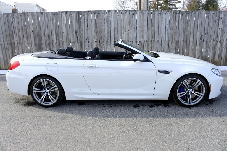 Used 2013 BMW M6 2dr Conv Used 2013 BMW M6 2dr Conv for sale  at Metro West Motorcars LLC in Shrewsbury MA 11