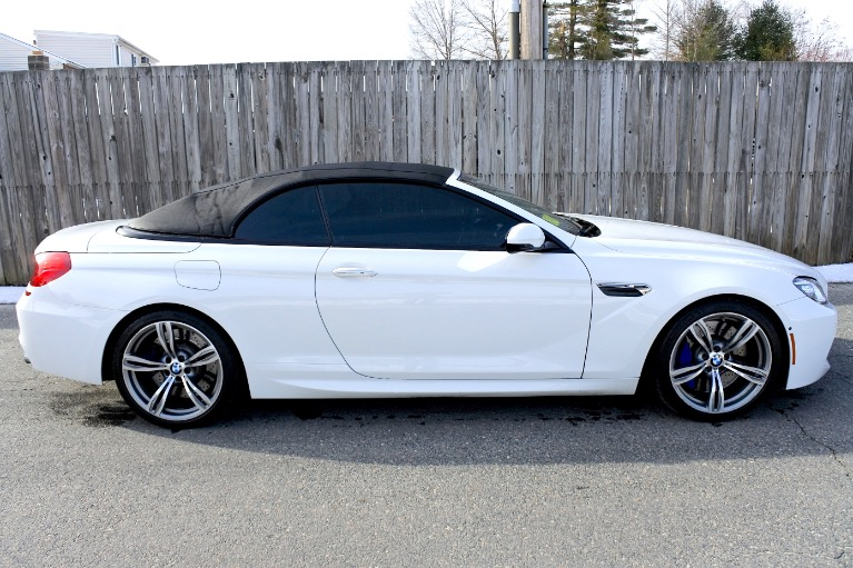 Used 2013 BMW M6 2dr Conv Used 2013 BMW M6 2dr Conv for sale  at Metro West Motorcars LLC in Shrewsbury MA 12