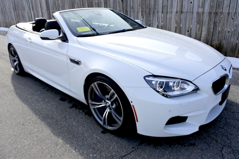 Used 2013 BMW M6 2dr Conv Used 2013 BMW M6 2dr Conv for sale  at Metro West Motorcars LLC in Shrewsbury MA 13