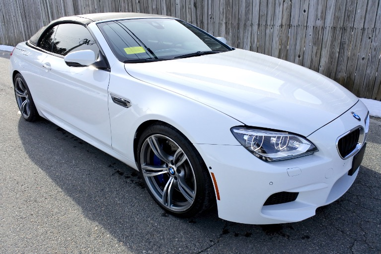 Used 2013 BMW M6 2dr Conv Used 2013 BMW M6 2dr Conv for sale  at Metro West Motorcars LLC in Shrewsbury MA 14