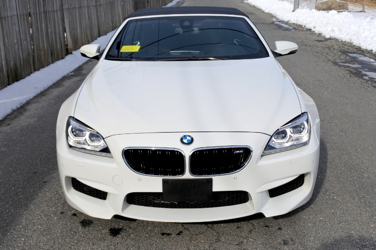 Used 2013 BMW M6 2dr Conv Used 2013 BMW M6 2dr Conv for sale  at Metro West Motorcars LLC in Shrewsbury MA 16