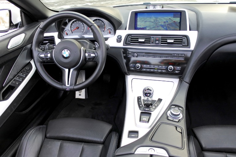 Used 2013 BMW M6 2dr Conv Used 2013 BMW M6 2dr Conv for sale  at Metro West Motorcars LLC in Shrewsbury MA 18