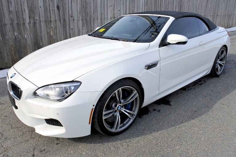 Used 2013 BMW M6 2dr Conv Used 2013 BMW M6 2dr Conv for sale  at Metro West Motorcars LLC in Shrewsbury MA 2