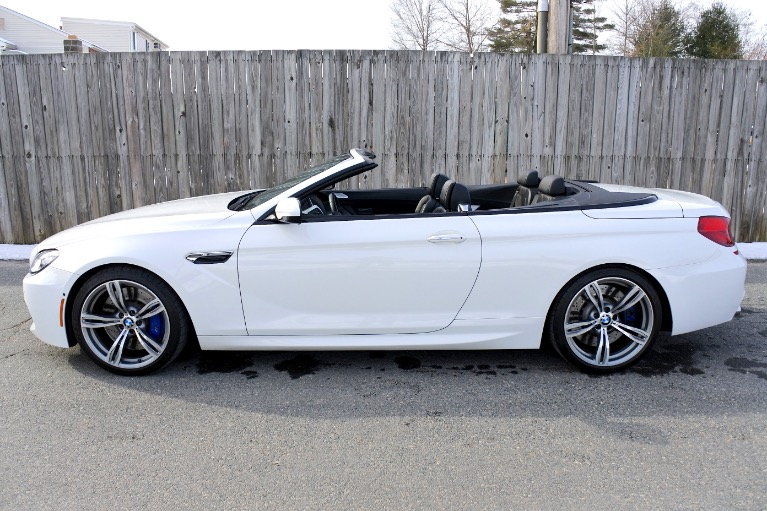 Used 2013 BMW M6 2dr Conv Used 2013 BMW M6 2dr Conv for sale  at Metro West Motorcars LLC in Shrewsbury MA 3