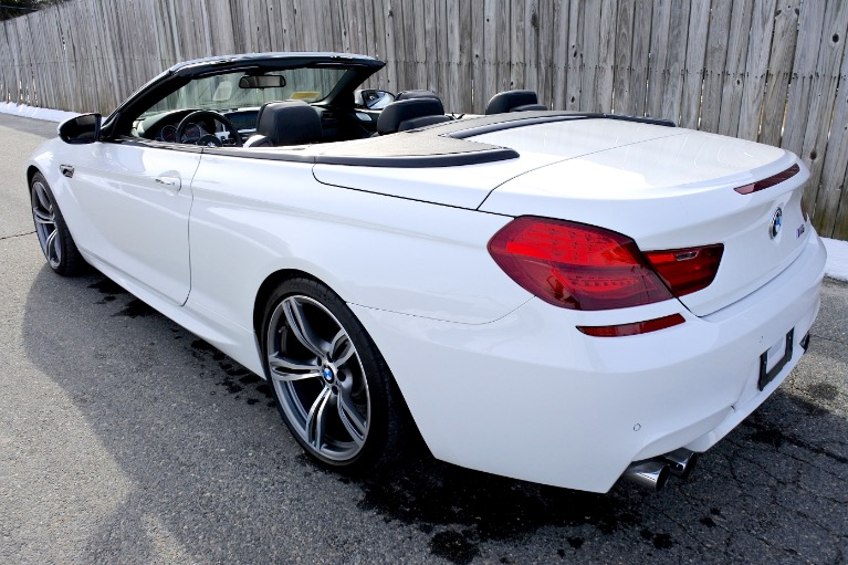 Used 2013 BMW M6 2dr Conv Used 2013 BMW M6 2dr Conv for sale  at Metro West Motorcars LLC in Shrewsbury MA 5
