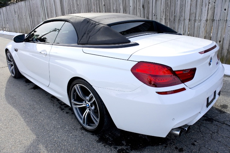 Used 2013 BMW M6 2dr Conv Used 2013 BMW M6 2dr Conv for sale  at Metro West Motorcars LLC in Shrewsbury MA 6