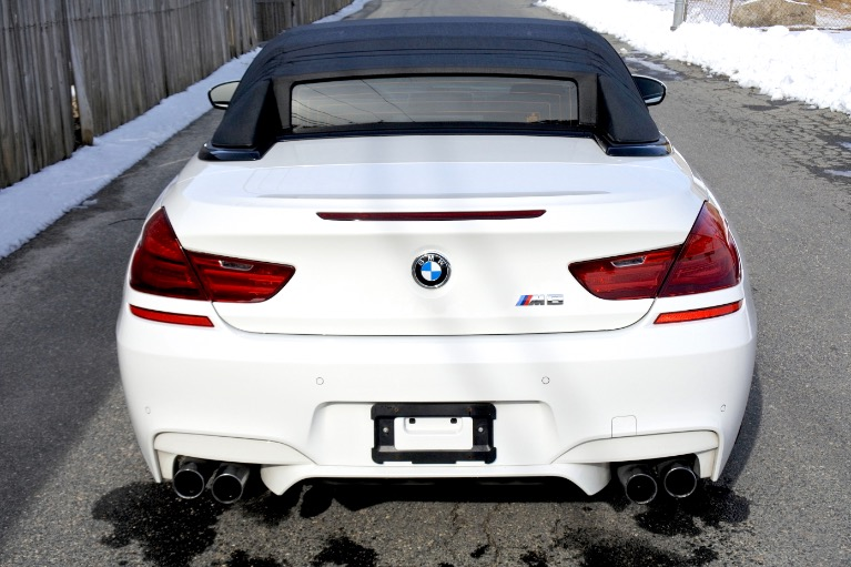 Used 2013 BMW M6 2dr Conv Used 2013 BMW M6 2dr Conv for sale  at Metro West Motorcars LLC in Shrewsbury MA 8