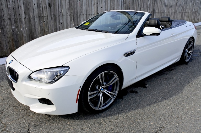 Used Used 2013 BMW M6 2dr Conv for sale $35,800 at Metro West Motorcars LLC in Shrewsbury MA