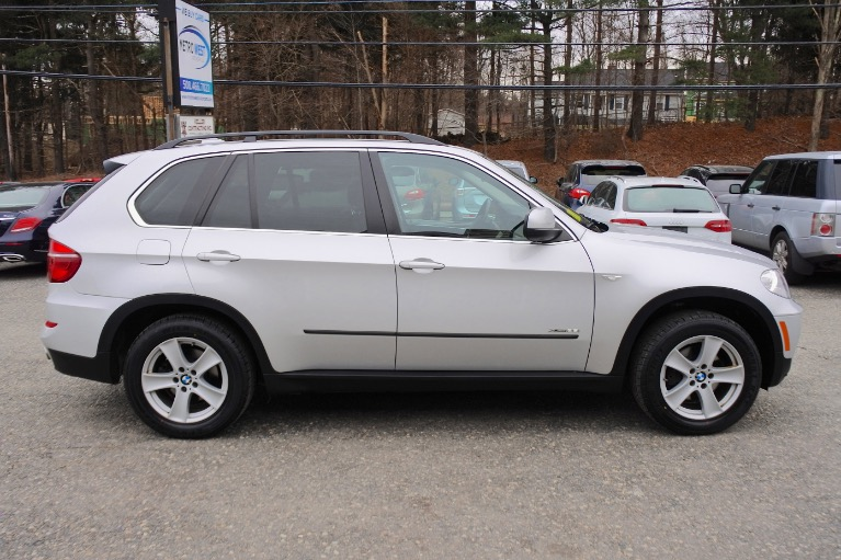 Used 2013 BMW X5 xDrive35i AWD Used 2013 BMW X5 xDrive35i AWD for sale  at Metro West Motorcars LLC in Shrewsbury MA 6