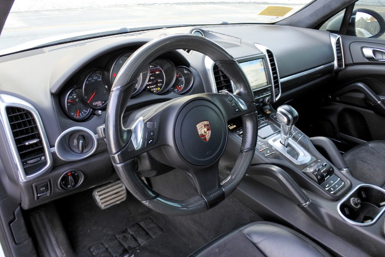 Used 2013 Porsche Cayenne AWD 4dr GTS Used 2013 Porsche Cayenne AWD 4dr GTS for sale  at Metro West Motorcars LLC in Shrewsbury MA 13