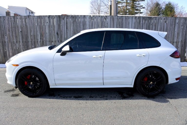 Used 2013 Porsche Cayenne AWD 4dr GTS Used 2013 Porsche Cayenne AWD 4dr GTS for sale  at Metro West Motorcars LLC in Shrewsbury MA 2