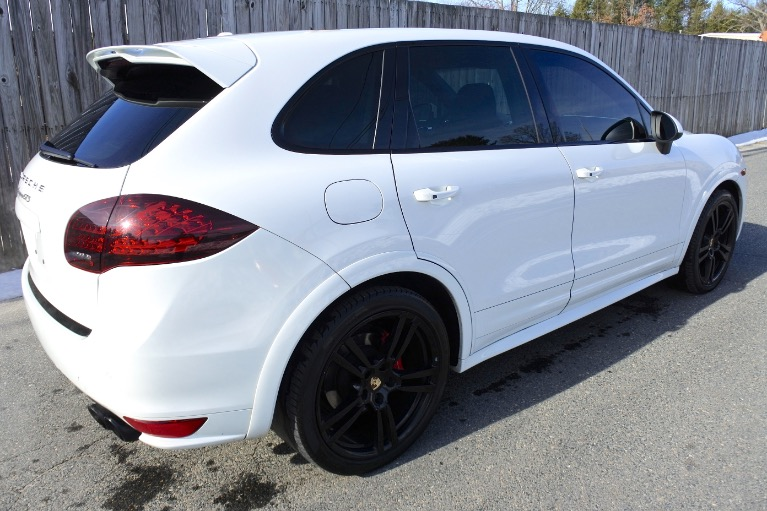 Used 2013 Porsche Cayenne AWD 4dr GTS Used 2013 Porsche Cayenne AWD 4dr GTS for sale  at Metro West Motorcars LLC in Shrewsbury MA 5