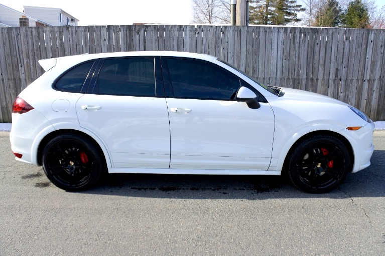 Used 2013 Porsche Cayenne AWD 4dr GTS Used 2013 Porsche Cayenne AWD 4dr GTS for sale  at Metro West Motorcars LLC in Shrewsbury MA 6