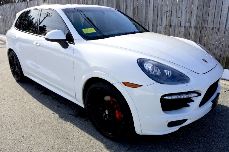 Used 2013 Porsche Cayenne AWD 4dr GTS Used 2013 Porsche Cayenne AWD 4dr GTS for sale  at Metro West Motorcars LLC in Shrewsbury MA 7