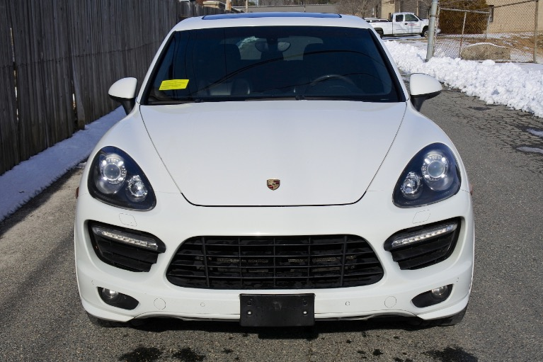 Used 2013 Porsche Cayenne AWD 4dr GTS Used 2013 Porsche Cayenne AWD 4dr GTS for sale  at Metro West Motorcars LLC in Shrewsbury MA 8