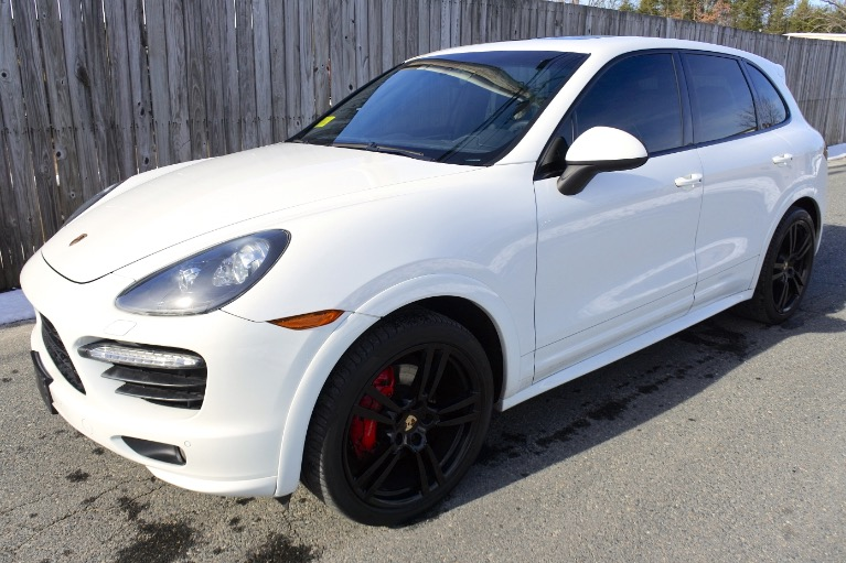 Used 2013 Porsche Cayenne AWD 4dr GTS Used 2013 Porsche Cayenne AWD 4dr GTS for sale  at Metro West Motorcars LLC in Shrewsbury MA 1