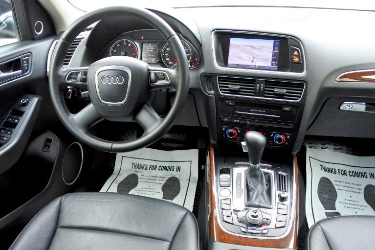 Used 2012 Audi Q5 3.2 quattro Premium Plus Used 2012 Audi Q5 3.2 quattro Premium Plus for sale  at Metro West Motorcars LLC in Shrewsbury MA 10