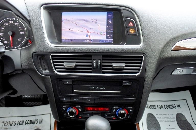 Used 2012 Audi Q5 3.2 Premium Plus Quattro Used 2012 Audi Q5 3.2 Premium Plus Quattro for sale  at Metro West Motorcars LLC in Shrewsbury MA 11