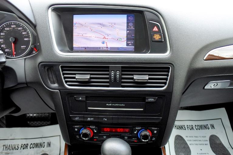 Used 2012 Audi Q5 3.2 quattro Premium Plus Used 2012 Audi Q5 3.2 quattro Premium Plus for sale  at Metro West Motorcars LLC in Shrewsbury MA 11