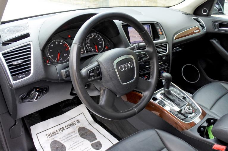 Used 2012 Audi Q5 3.2 quattro Premium Plus Used 2012 Audi Q5 3.2 quattro Premium Plus for sale  at Metro West Motorcars LLC in Shrewsbury MA 13