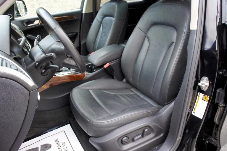 Used 2012 Audi Q5 3.2 quattro Premium Plus Used 2012 Audi Q5 3.2 quattro Premium Plus for sale  at Metro West Motorcars LLC in Shrewsbury MA 14