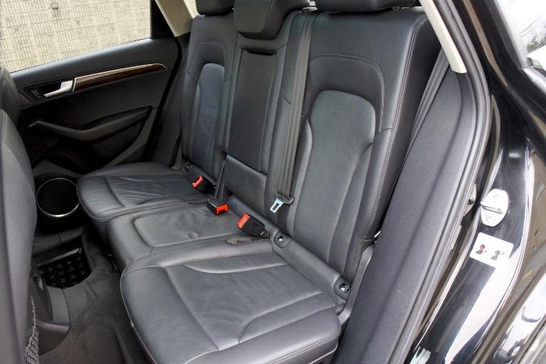 Used 2012 Audi Q5 3.2 Premium Plus Quattro Used 2012 Audi Q5 3.2 Premium Plus Quattro for sale  at Metro West Motorcars LLC in Shrewsbury MA 16