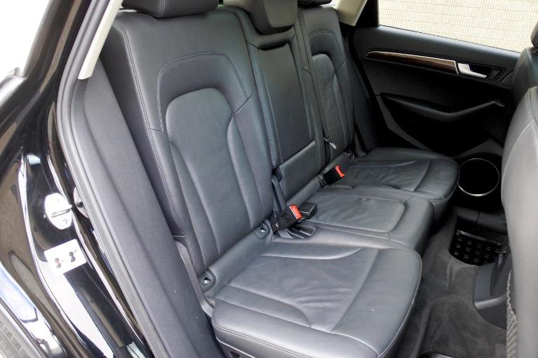 Used 2012 Audi Q5 3.2 Premium Plus Quattro Used 2012 Audi Q5 3.2 Premium Plus Quattro for sale  at Metro West Motorcars LLC in Shrewsbury MA 17