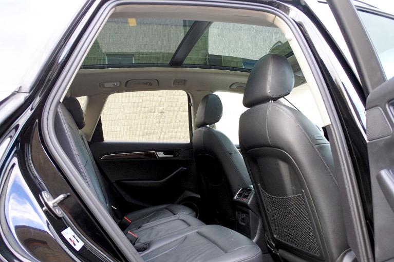 Used 2012 Audi Q5 3.2 quattro Premium Plus Used 2012 Audi Q5 3.2 quattro Premium Plus for sale  at Metro West Motorcars LLC in Shrewsbury MA 18
