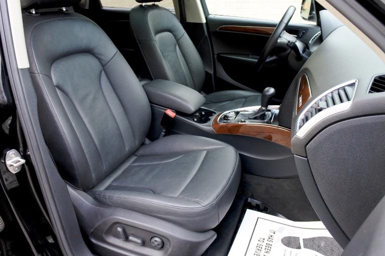 Used 2012 Audi Q5 3.2 quattro Premium Plus Used 2012 Audi Q5 3.2 quattro Premium Plus for sale  at Metro West Motorcars LLC in Shrewsbury MA 19
