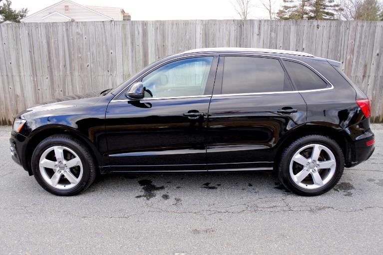 Used 2012 Audi Q5 3.2 quattro Premium Plus Used 2012 Audi Q5 3.2 quattro Premium Plus for sale  at Metro West Motorcars LLC in Shrewsbury MA 2