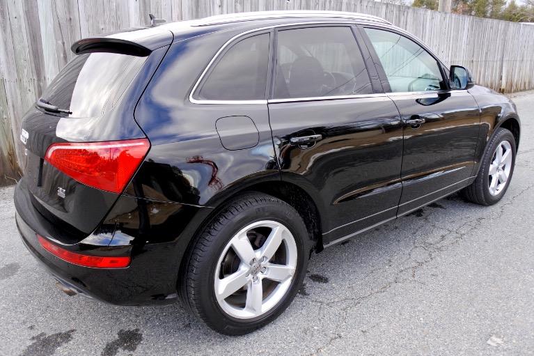 Used 2012 Audi Q5 3.2 quattro Premium Plus Used 2012 Audi Q5 3.2 quattro Premium Plus for sale  at Metro West Motorcars LLC in Shrewsbury MA 5