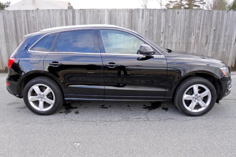 Used 2012 Audi Q5 3.2 Premium Plus Quattro Used 2012 Audi Q5 3.2 Premium Plus Quattro for sale  at Metro West Motorcars LLC in Shrewsbury MA 6