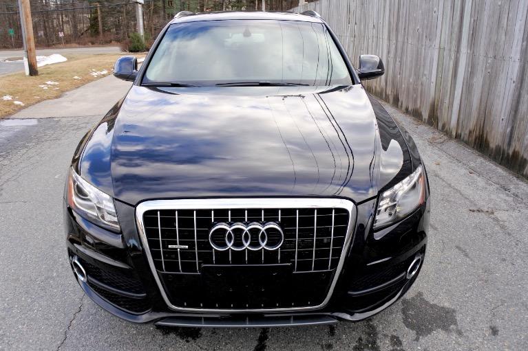 Used 2012 Audi Q5 3.2 Premium Plus Quattro Used 2012 Audi Q5 3.2 Premium Plus Quattro for sale  at Metro West Motorcars LLC in Shrewsbury MA 8